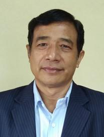 Photo Professor Chitra Bahadur Budhathoki