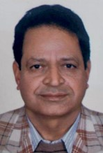 photo Professor Basu Dev Kafle